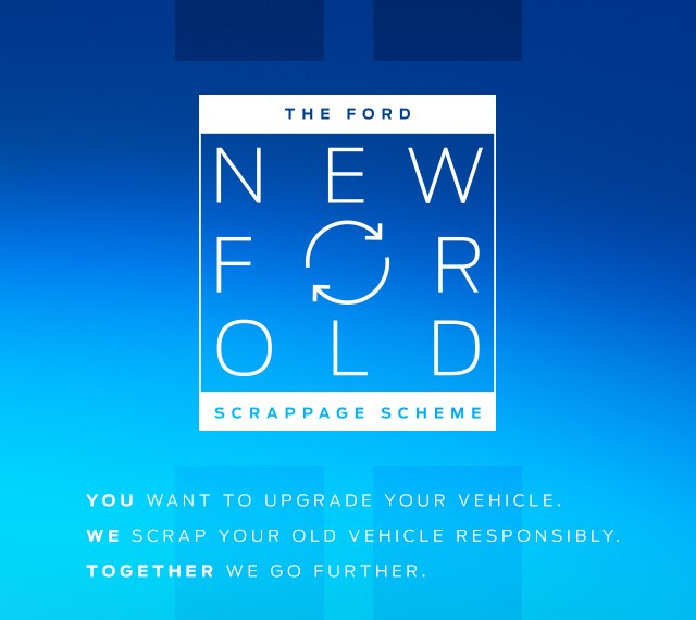 Scrappage scheme announced at jennings ford.